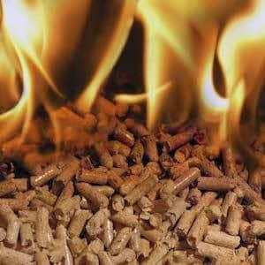biobrandstof pellets