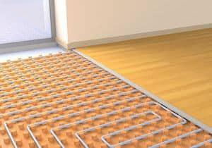 Vloerverwarming werking