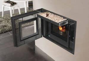 Centrale verwarming op Pellets