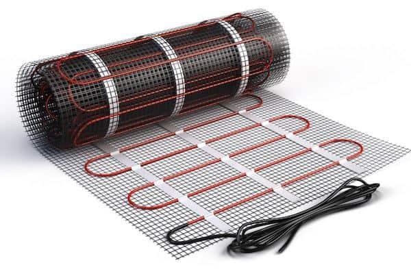 Elektrische vloerverwarming voordelen