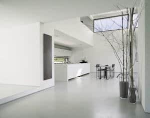 Kamer verwarmen met bloempot