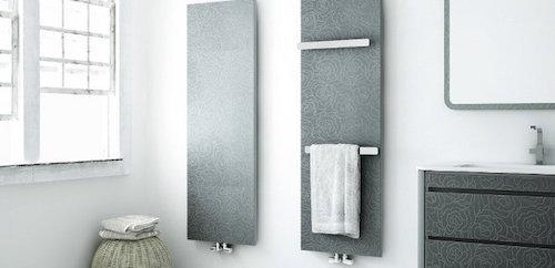 Paneelradiator badkamer