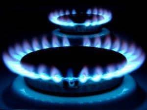 Verwarmen met Aardgas in Keuken