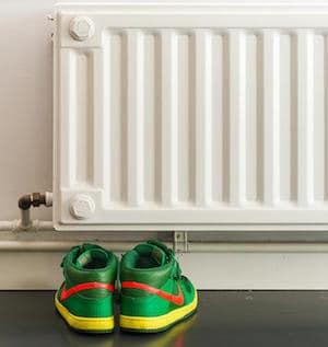 Aardgasverwarming veilig