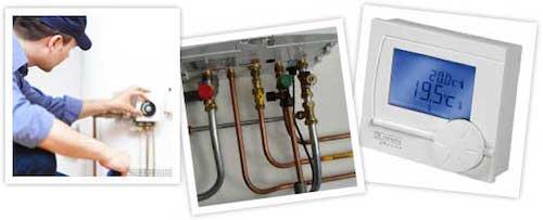 Centrale verwarmingsketel onderhouden