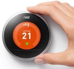 Automatische Slimme Thermostaat van Nest