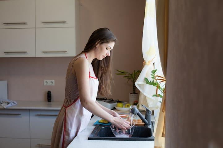 Meteen warm water met een Conventionele keukenboiler