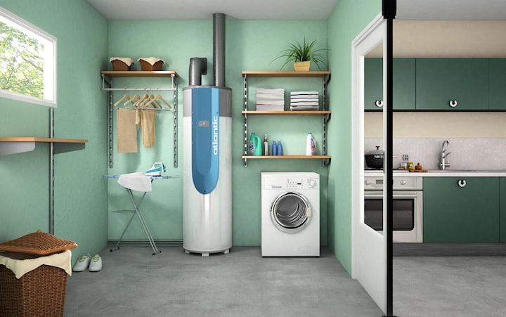 Bespaar energie met een warmtepompboiler